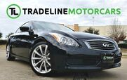 2010 INFINITI G37 Coupe Journey NAVIGATION, HEATED SEATS, LEATHER, AND MUCH MORE!!!