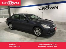 2010_INFINITI_G37 Sedan_Luxury AWD / Low Kms / Great Condition / Best Value In Town_ Winnipeg MB