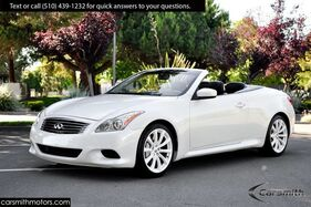 2010_INFINITI_G37S Convertible_RARE: Sport Package with Navigation & No Accidents!_ Fremont CA