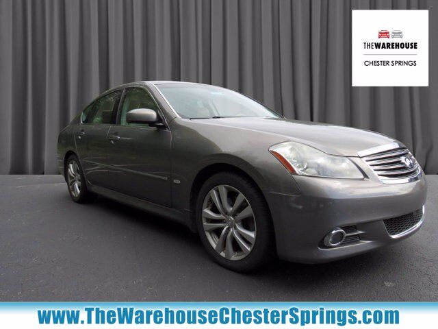 2010 INFINITI M35 Base Chester Springs PA