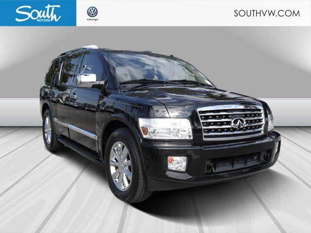 2010 INFINITI QX56 Base Miami FL