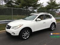 2010 Infiniti EX35 Journey - All Wheel Drive w/ Navigation