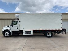 2010_International_DURASTAR 4300_ICY Reefer 19' Box Truck_ Dallas TX
