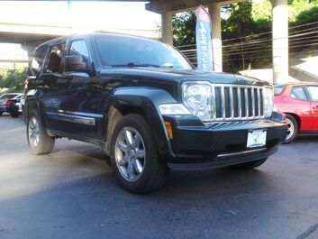 JEEP LIBERTY LIMITED 2010