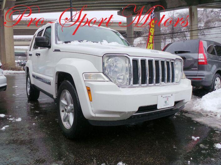 2010 JEEP LIBERTY LIMITED W Conshohocken PA