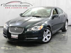 2010_Jaguar_XF_Luxury / 4.2L V8 Engine / RWD / Sunroof / Heated Seats / Push Start Button_ Addison IL