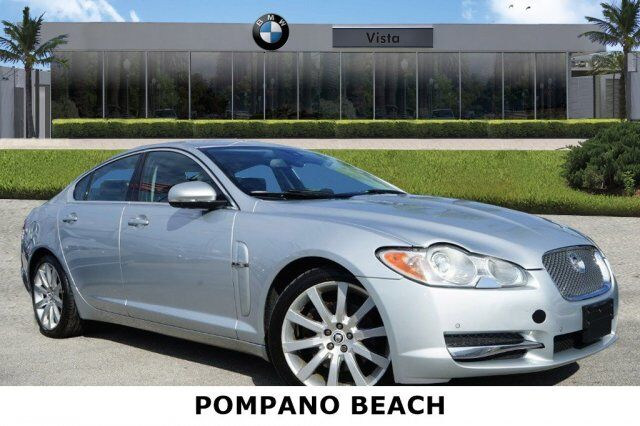 2010 Jaguar XF Luxury Pompano Beach FL