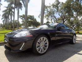2010_Jaguar_XK_Base_ Hollywood FL
