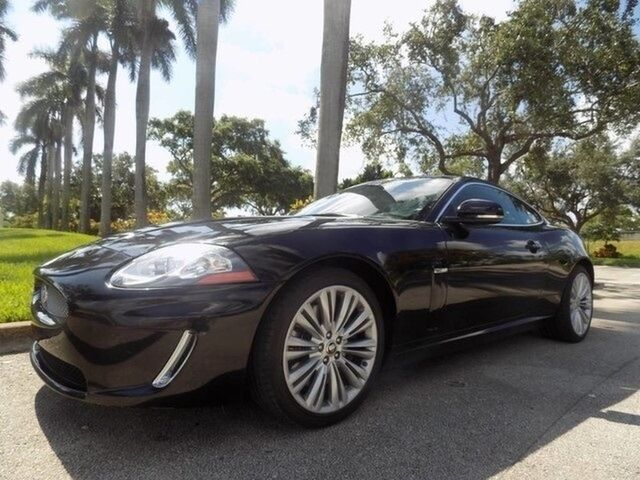 2010 Jaguar XK Base