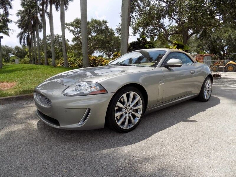 2010 Jaguar XK Base Hollywood FL