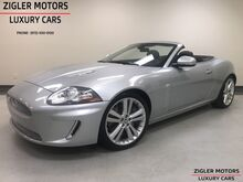 2010_Jaguar_XKR_5.0L V8 Supercharged Convertible low miles 18kmi Dallas Car_ Addison TX