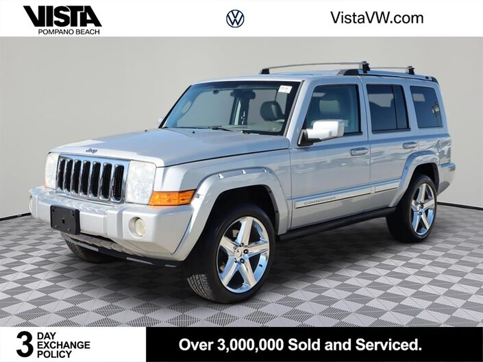 2010 Jeep Commander Limited Pompano Beach FL