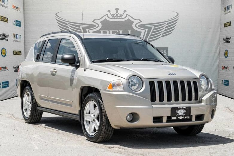 2010 Jeep Compass SPORT CRUISE CONTROL A/C ALLOY WHEELS Toronto ON