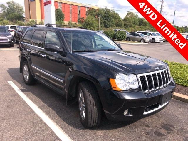2010 Jeep Grand Cherokee 4WD 4dr Limited Cranberry Twp PA