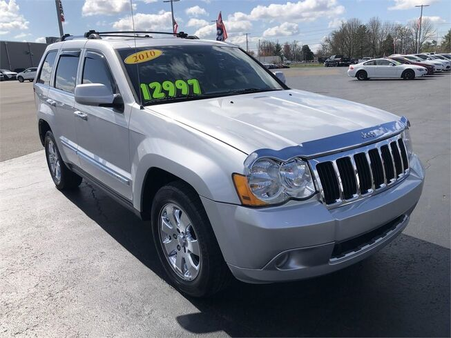2010 Jeep Grand Cherokee 4WD LIMITED Evansville IN