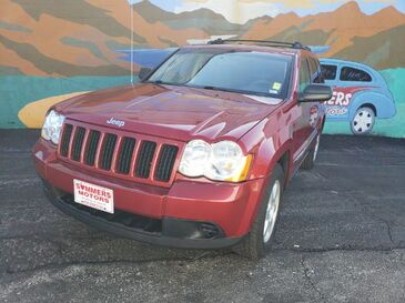2010_Jeep_Grand Cherokee_Laredo 4WD_ Saint Joseph MO