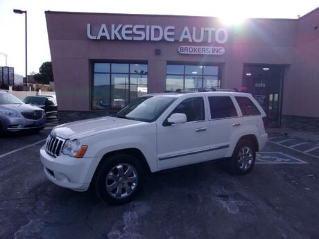 2010 Jeep Grand Cherokee Limited 4WD Colorado Springs CO