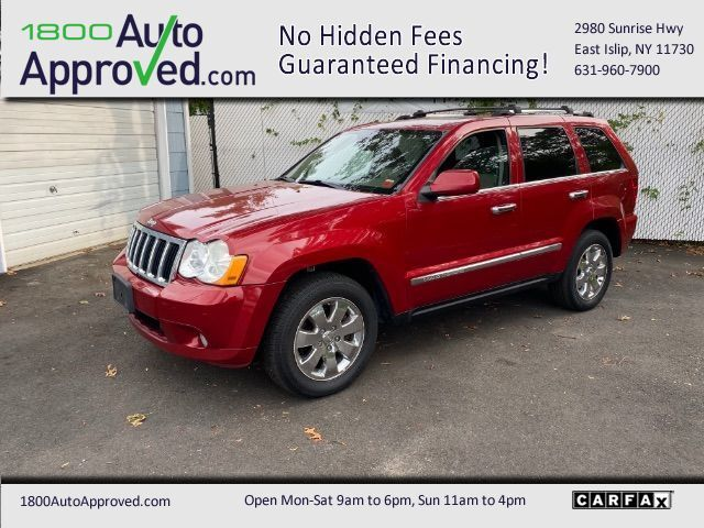 2010 Jeep Grand Cherokee Limited 4WD East Islip NY