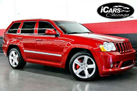 2010_Jeep_Grand Cherokee_SRT-8 4dr Suv_ Chicago IL
