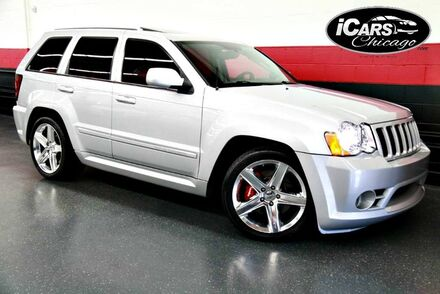 2010_Jeep_Grand Cherokee_SRT-8 Supercharged 4dr Suv_ Chicago IL