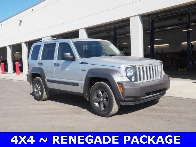 2010 Jeep Liberty 4WD 4dr Renegade Mars PA
