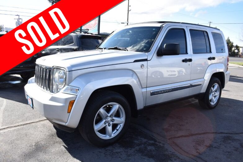 2010 Jeep Liberty 4WD Limited Bend OR