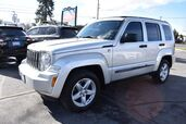 2010 Jeep Liberty 4WD Limited