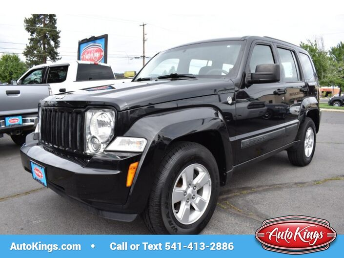 2010 Jeep Liberty 4WD Sport Bend OR
