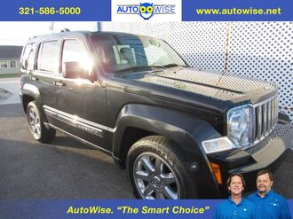 2010_Jeep_Liberty 4X4 LIMITED_With Navigation_ Melbourne FL
