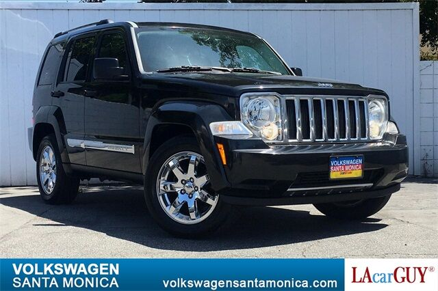 2010_Jeep_Liberty_Limited_ Santa Monica CA
