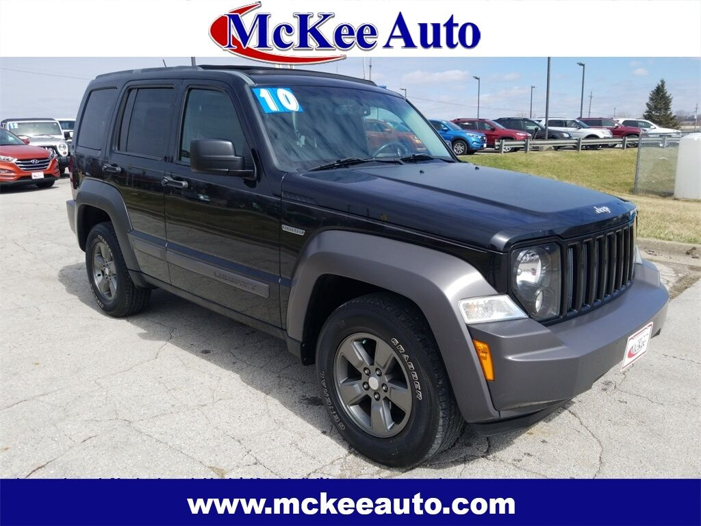 2010 Jeep Liberty Renegade Des Moines IA