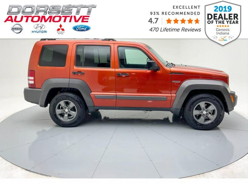 2010 Jeep Liberty Renegade Terre Haute IN