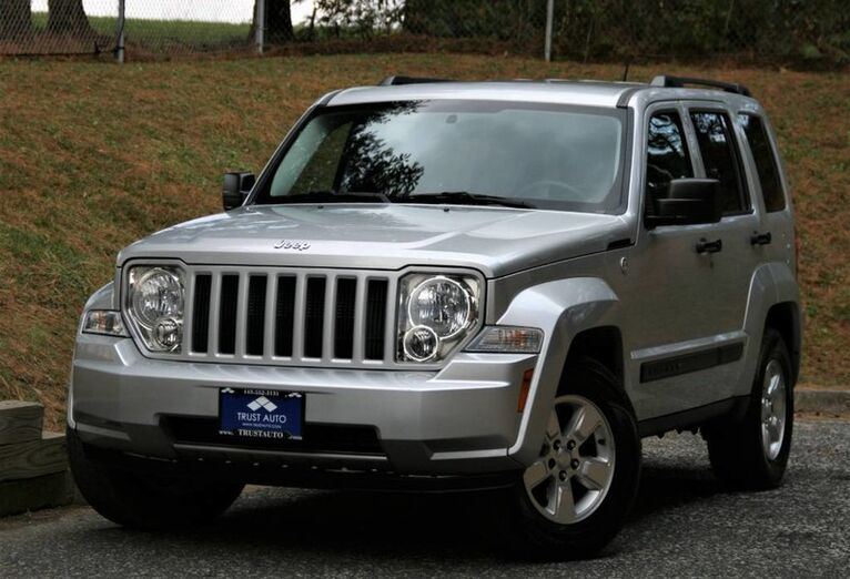 2010 Jeep Liberty Sport 4WD Sykesville MD
