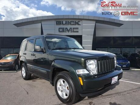 2010 Jeep Liberty Sport Centerville OH