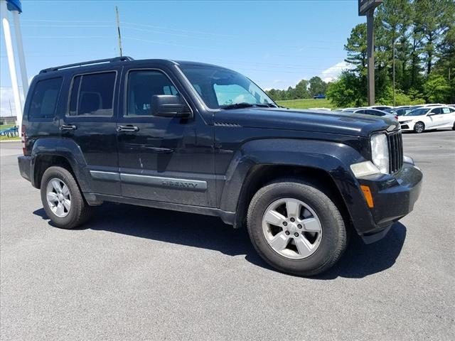 2010 Jeep Liberty Sport Chattanooga TN