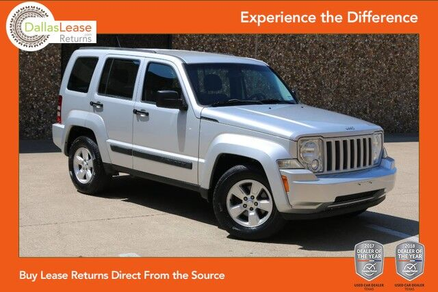 2010 Jeep Liberty Sport Dallas TX