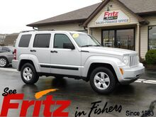 2010_Jeep_Liberty_Sport_ Fishers IN