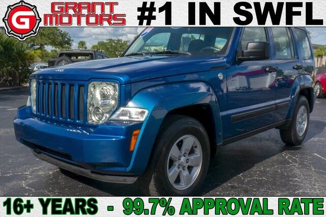 2010 Jeep Liberty Sport Fort Myers FL