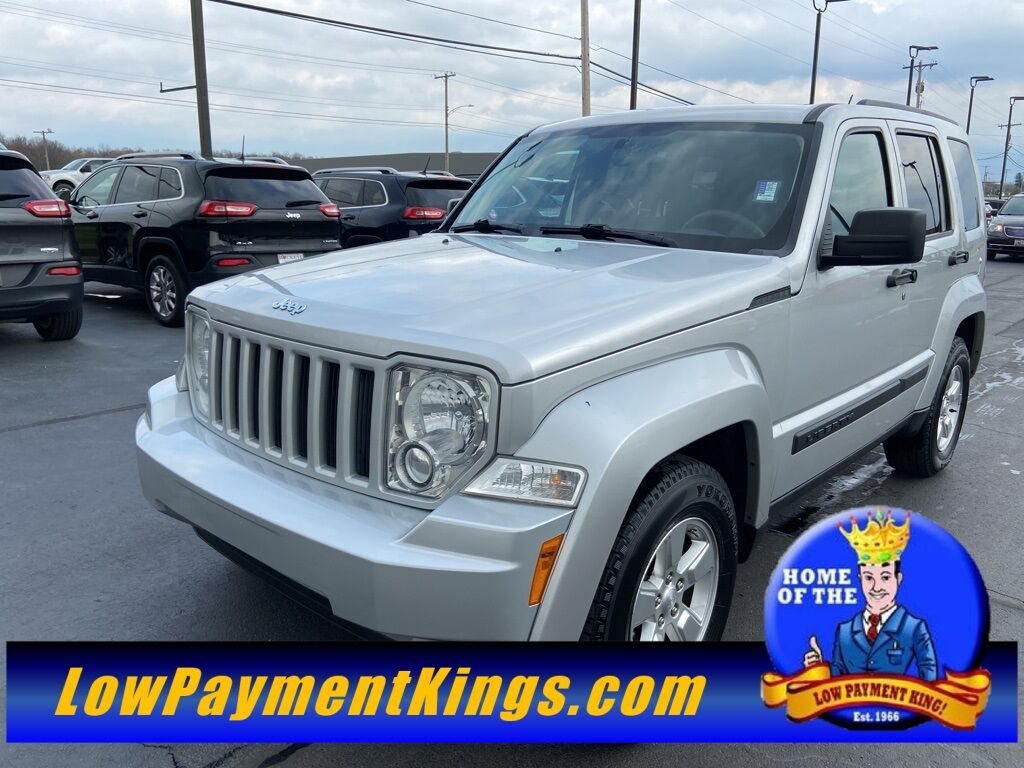 2010 Jeep Liberty Sport Shelby OH