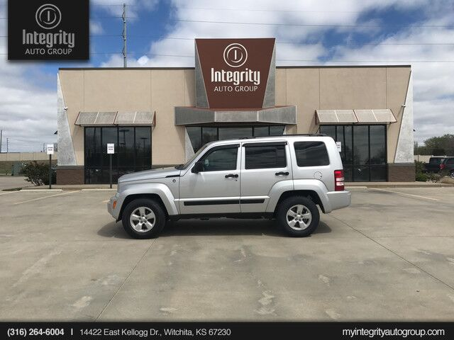 2010 Jeep Liberty Sport Wichita KS