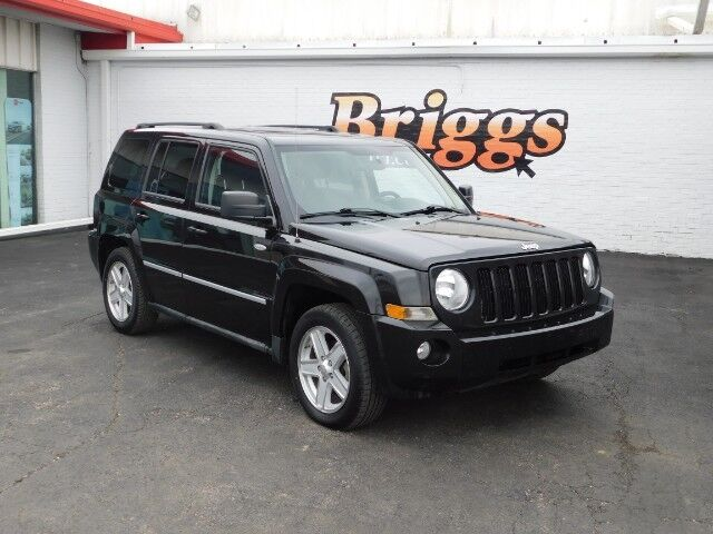 2010 Jeep Patriot FWD 4dr Latitude