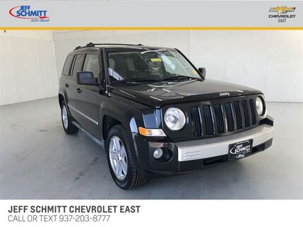 2010_Jeep_Patriot_Limited_ Dayton area OH