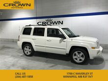 2010_Jeep_Patriot_North 4WD **No Accidents** Low Kms** Heated Seats**_ Winnipeg MB