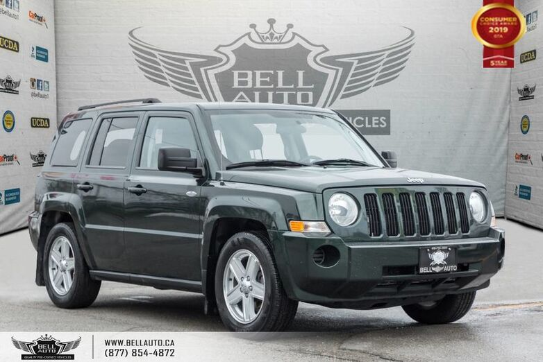 2010 Jeep Patriot North, TRACTION CNTRL, PWR MIRRORS, CLIMATE CNTRL Toronto ON