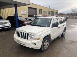 2010_Jeep_Patriot_Sport FWD 5-Speed_ Cleveland OH