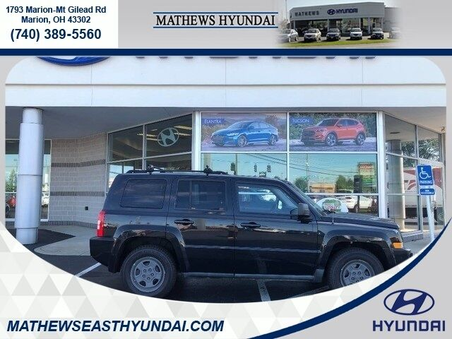 2010 Jeep Patriot Sport Marion OH