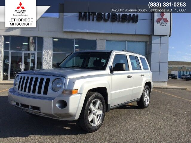 2010 Jeep Patriot Sport Lethbridge AB