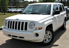 2010_Jeep_Patriot_w/ ROOF RACK_ Lilburn GA