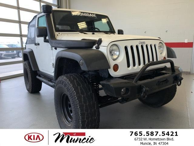 2010 Jeep Wrangler 4WD 2dr Rubicon Muncie IN