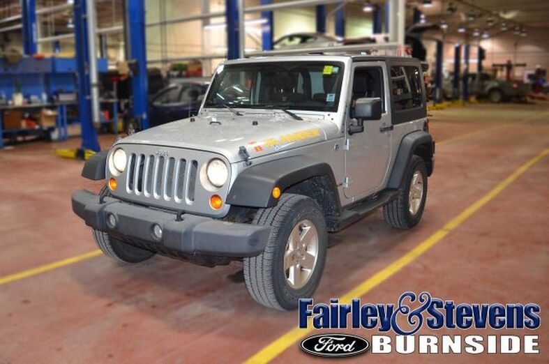 2010 Jeep Wrangler Islander Dartmouth NS